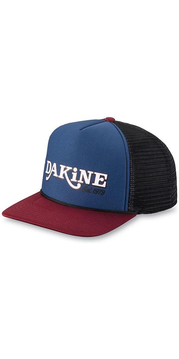 efadd71e77cdd 2018 Dakine Throw Back Trucker Hat Midnight 10001894 - 10001894 ...