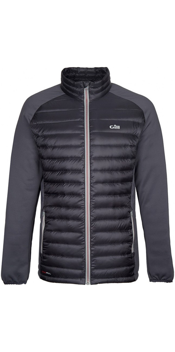 Doudoune Hybrid Homme 2019 Gill Anthracite 1064