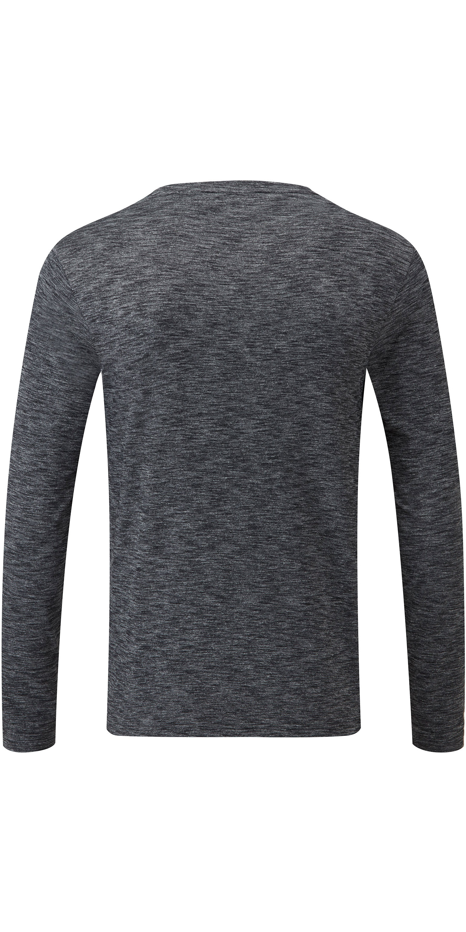 2019 Gill Hombres Holcombe Crew Base Layer Charcoal 1100