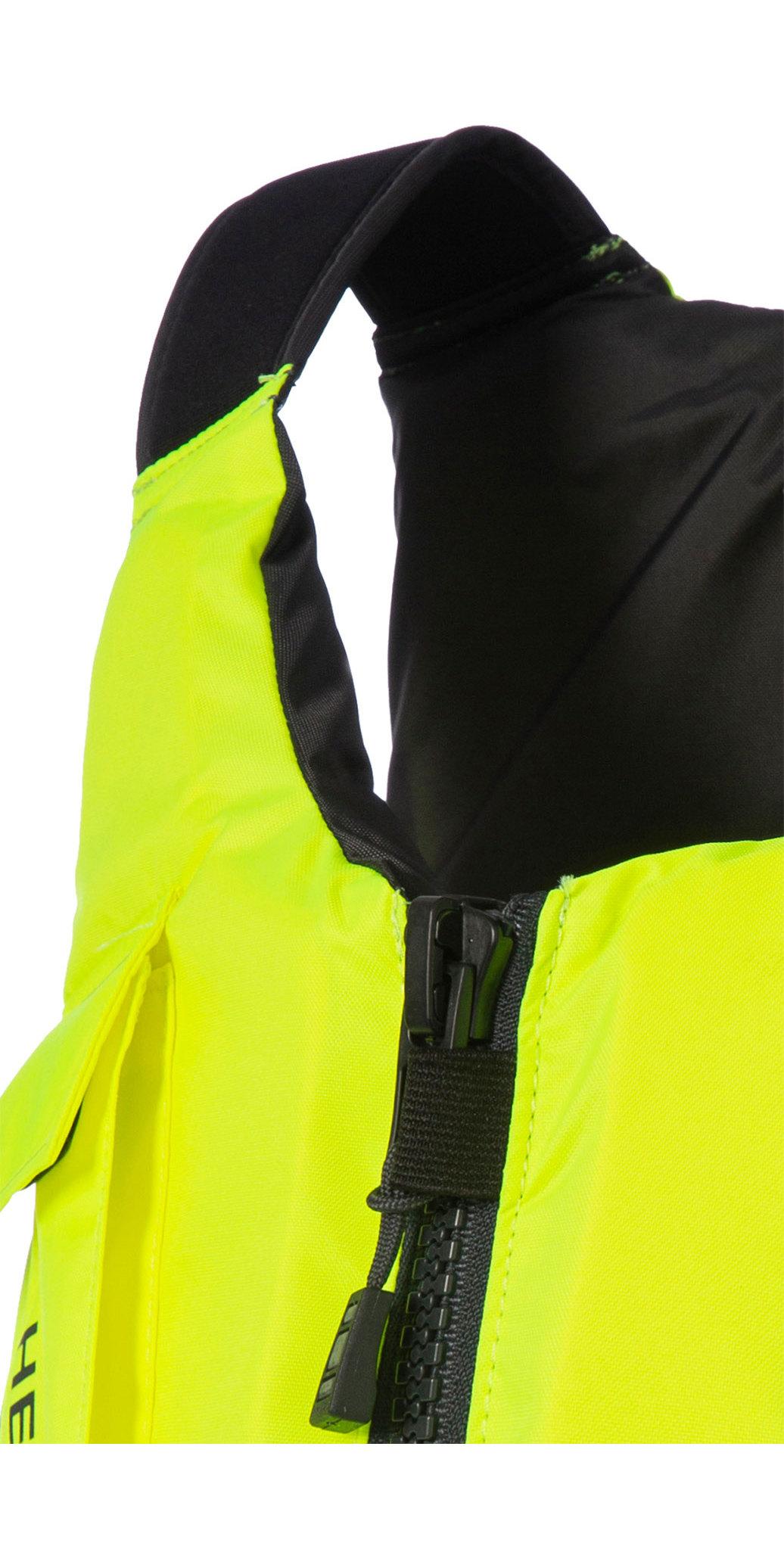 2020 Helly Hansen 50n Rider Colete / Flutuabilidade 33820 - Fluro Amarelo