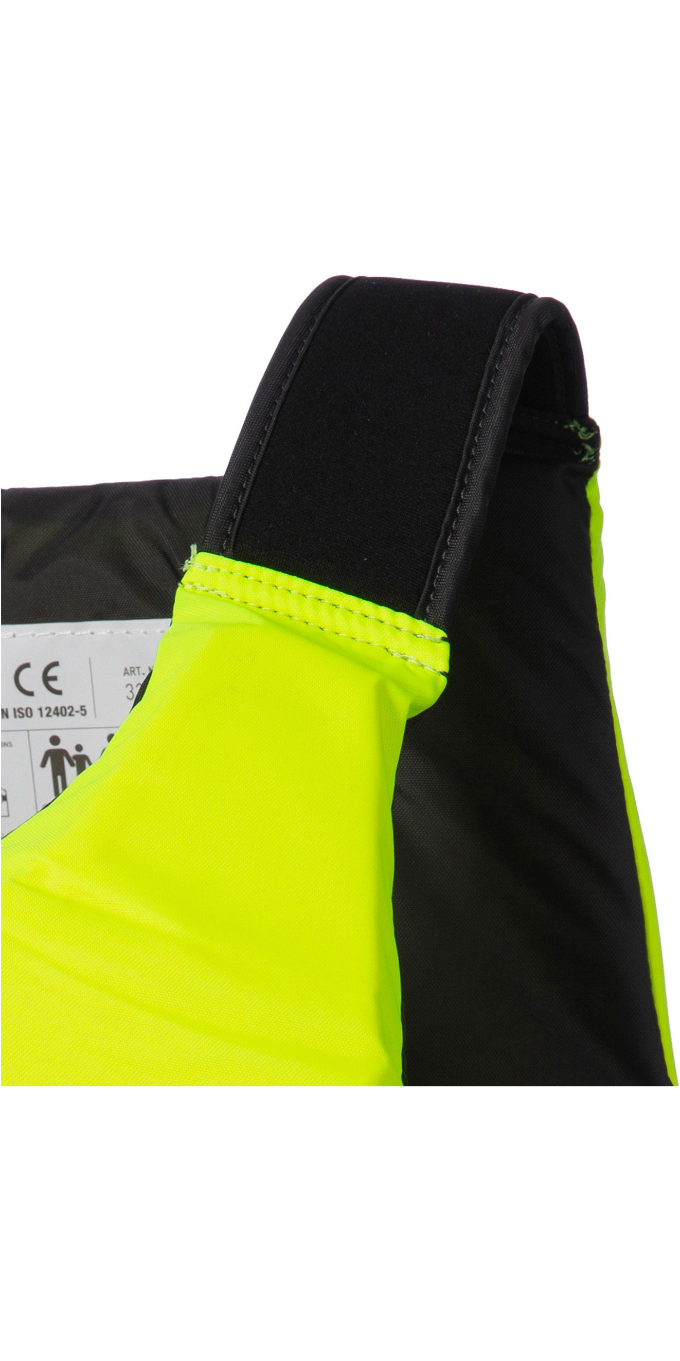 2020 Helly Hansen 50N Rider Vest / Buoyancy Aid Fluro Yellow 33820