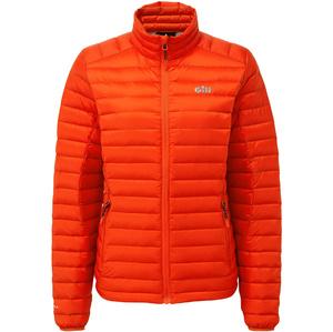 2020 Gill Hydrophobe Dunjacka För Kvinnor Orange 1065w