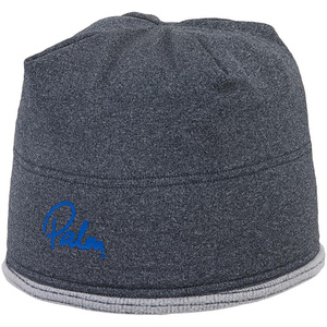2020 Palm Tsangpo Thermal Fleece Beanie Jet Grey 11801