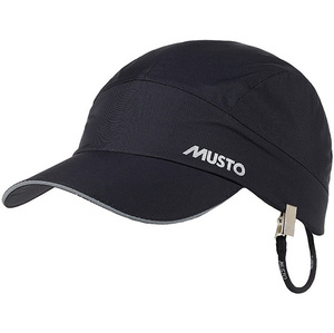 2020 Musto Waterproof Performance Cap BLACK AE0090