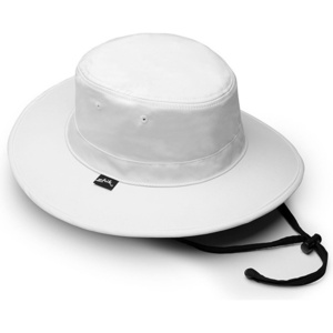 2020 Zhik Broadbrim Hat White HAT260