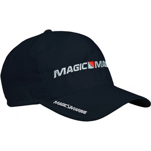 2020 Magic Marine Sailing Snap Back Cap Zwart 160590