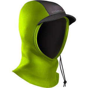 2020 O'Nill Youth Psycho 3mm Hood Dayglo Groen 5120