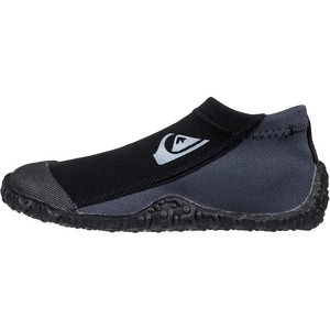 2021 Quiksilver Junior Prologue 1mm Reef Zapato Negro Eqbww03004