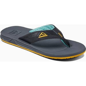 2019 Reef Phantoms-sandalen / Slippers Voor Heren Aqua / Geel RF002046
