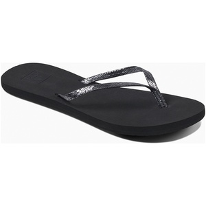 2019 Reef Womens Bliss Sandals / Flip Flops Nights Black RF0A2U1J