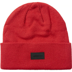 2020 Musto Shaker Cuff Beanie 86015 - True red