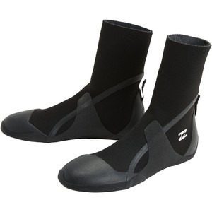 2021 Billabong Absolute 5mm Wetsuit Boots MWBO3BB5 - Black
