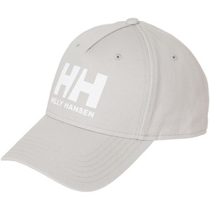 2021 Helly Hansen Baseball Cap 67434 - Grey Fog
