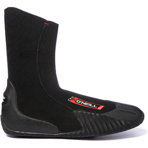 2020 O'Neill Epic 3mm Round Toe Boots 5429 - Noir