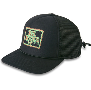 2020 Dakine Lock Down Trucker Cap 10002896 - Black