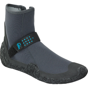Botas De Kayak 2021 Palm Shoot 3mm 12341 - Gris Azabache