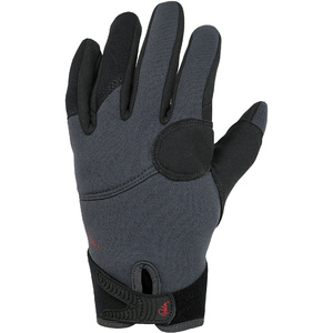Gants 2021 En Néoprène 2mm Throttle Palm 2mm - Gris Jet