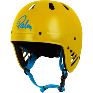 2020 Palm AP2000 Helmet 11480 - Yellow