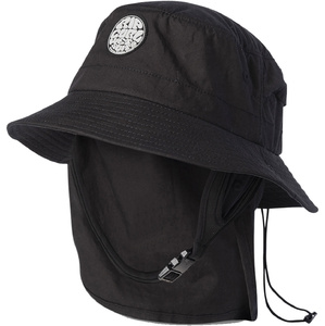 2020 Rip Curl Wetty Surf Hat Chaac9 - Negro