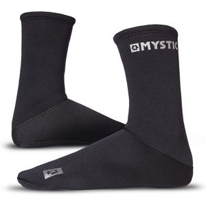 2021 Mystic Semi- Dry Wetsuit 21081 - Pretas