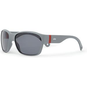2020 Gill Junior Longrock Sonnenbrille Ash / Smoke 9671