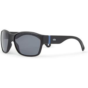 2020 Gill Junior Longrock Sonnenbrille Schwarz / Smoke 9671