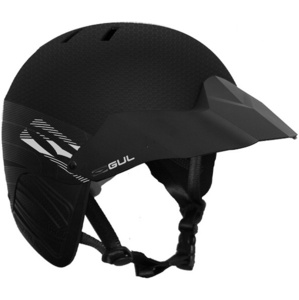 2021 Gul Elite Watersports Casco Negro Ac0127-b5