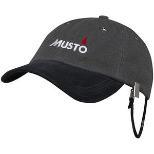 2020 Musto Evo Original Casquette De Crew Gris Foncé Ae0191