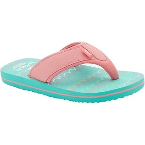 2019 Chanclas Swish Aop De Animal Junior Girl Turquesa Fm9sq802
