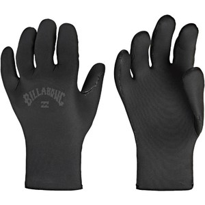 2020 Guantes Billabong Absolute 2mm U4gl01 - Negro
