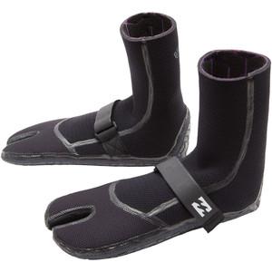 2021 Billabong Furnace Comp 5mm Split Toe Boots Z4BT18 - Black