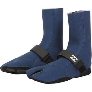 Billabong Salty Døs 3mm Split Toe Støvler Blue Swell L4bt23