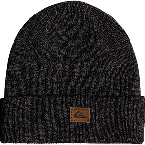 2019 Quiksilver Performed Beanie Grigio Heather Eqyha03089