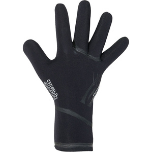 2019 Guanto Gul Flexor 3mm Liquidseam Bs In Neoprene Nero Gl1225-b5