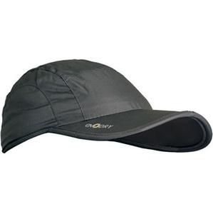 2020 Gul Evo Dry Folding Cap Black AC0120-B4