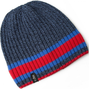 2019 Gill Chiné Tricot Beanie Navy Ht41
