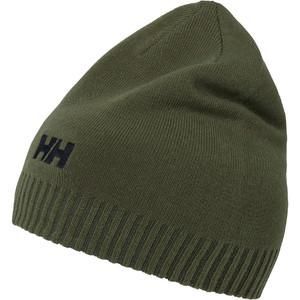 2020 Gorro De La Brand Helly Hansen 57502 - Verde Lav