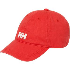2019 Helly Hansen Logo Cap Alerta Rojo 38791
