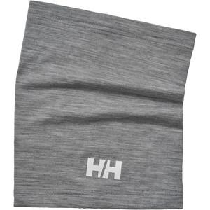 2020 Helly Hansen Hansen Cache-Cou En Mérinos 67306 - Gris Chiné