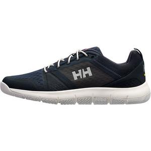 2021 Helly Hansen Skagen F-1 Zapato De Navegación En Alta Mar Navy / Azul Graphite 11312