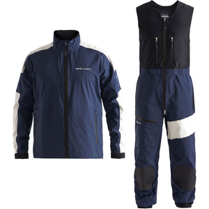 2020 Henri Lloyd Homme M-Race / M- Pro 3 Couches Gore-Tex - Navy