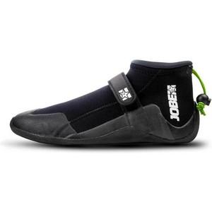 2021 Jobe H20 3mm GBS Wetsuit Shoes 534619001 - Black