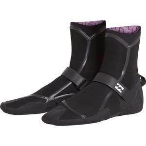 2019 Billabong Furnace Carbon Ultra 3mm Split Toe Boot Sort L4bt18