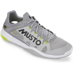 2020 Musto Dynamic Pro II Adapt Chaussure De Voile 82027 - Platine