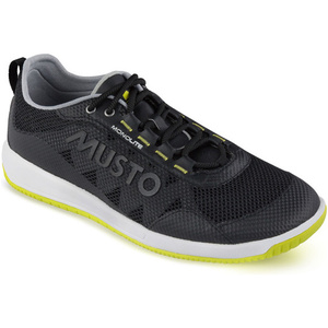2021 Musto Dynamic Pro Lite Sailing Shoes Black FUFT015