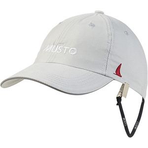 2020 Musto Fast Dry Crew Cap Platinum AL1390
