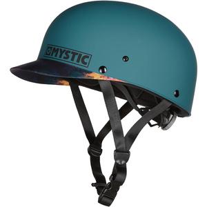 2020 Mystic Shiznit Helm 200121 - Blaugrün