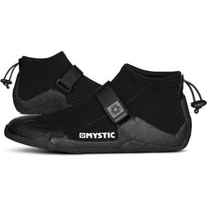 2021 Mystic Star 3mm Sapato De Neoprene Dedo Do Pé Redondo Shst20 - Preto