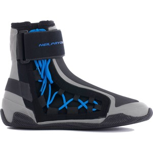 Neil Pryde Elite Lace Lite Neoprene Boots 630402 - Black / Blue