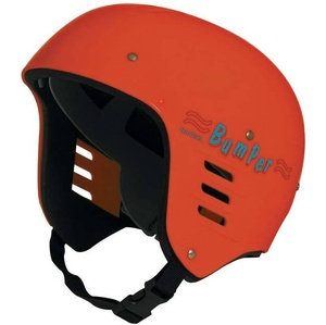 2020 Nookie Kayak Pare - Chocs Adulte Casque He00 Rouge